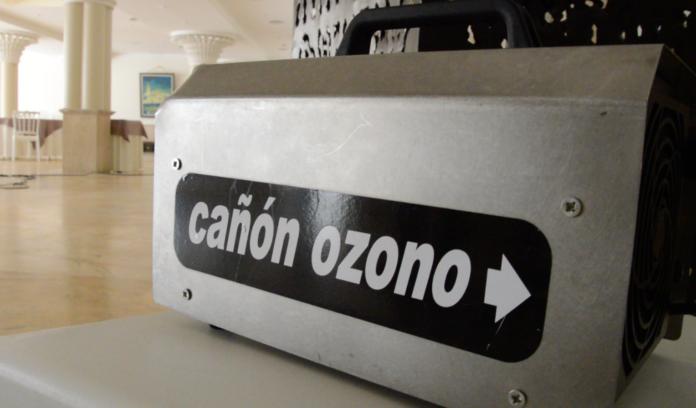 Empresas de limpieza con ozono